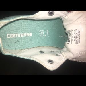 Shoes - Converse Juniors size 2